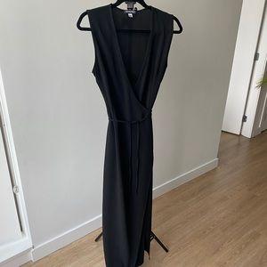 American Apparel Wrap Dress M